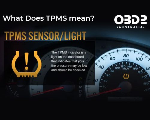obd2 post What Does TPMS mean