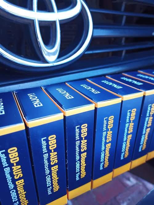 OBD-AUS OBD2 Scan Tool