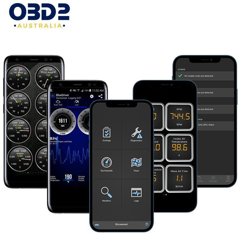 OBD2 bluetooth scan tool 2