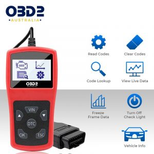 handheld obd2 scan tool engine faults a