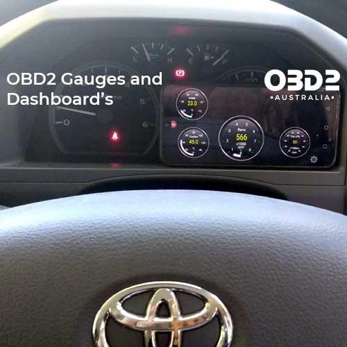 obd2 post OBD2 Gauges and Dashboards