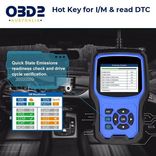 bmw mini obd2 scanner full system abs airbag sas bms dpf h