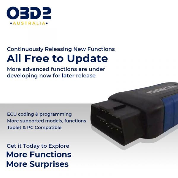 obd2 full system professional scan tool bluetooth c