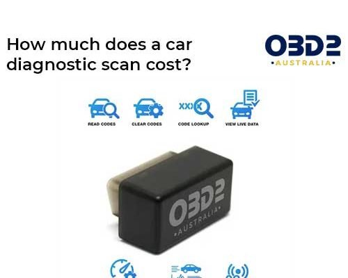 obd2 post How much does a car diagnostic scan cost