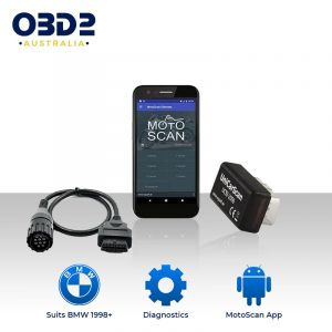 bmw motorbike diagnostic scan tool a