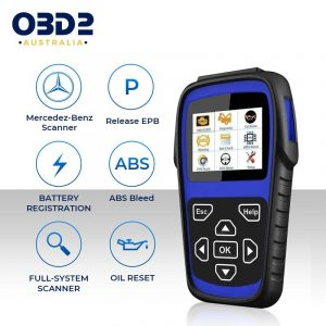 mercedes obd2 scan tool full system a