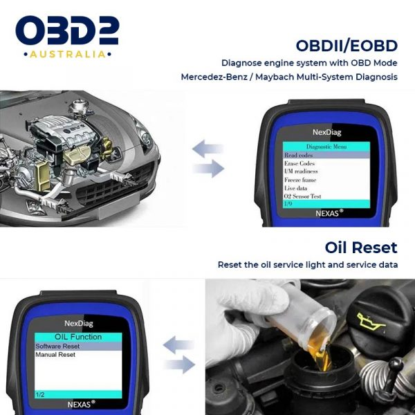 mercedes obd2 scan tool full system f