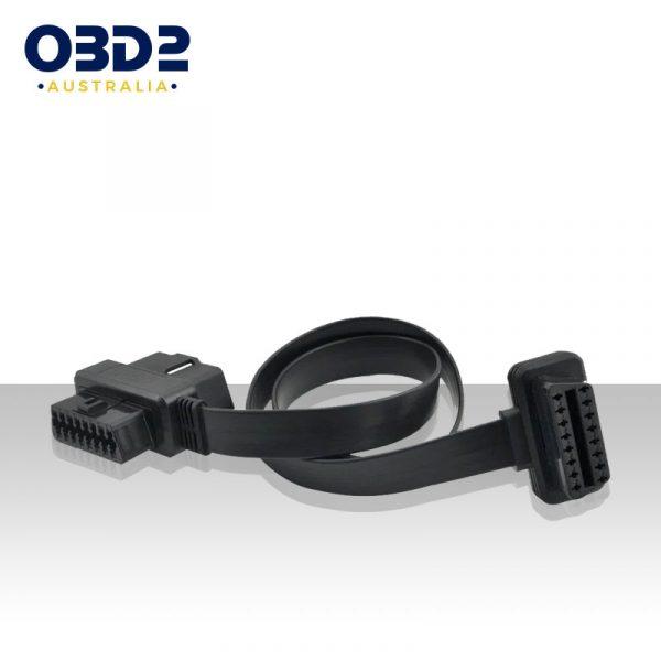 obd2 extension splitter cable e