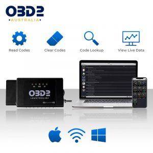obd forscan wifi obd2 scan tool a