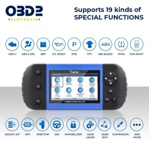 obd2 full system professional scan tool handheld a