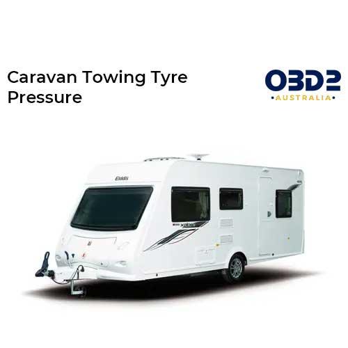 obd2 post Caravan Towing Tyre Pressure