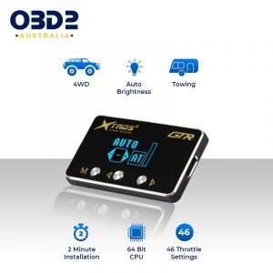 xtros electronic smart throttle controller ford a