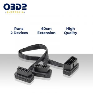 obd2 y splitter cable a