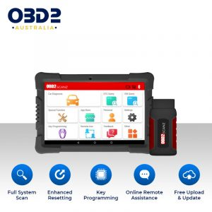 full system obd2 bluetooth scan tool with tablet a 1