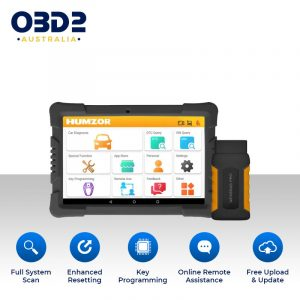 full system obd2 bluetooth scan tool with tablet a
