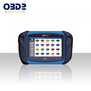 heavy duty truck commercial equipment diagnostic obd2 scan tool a
