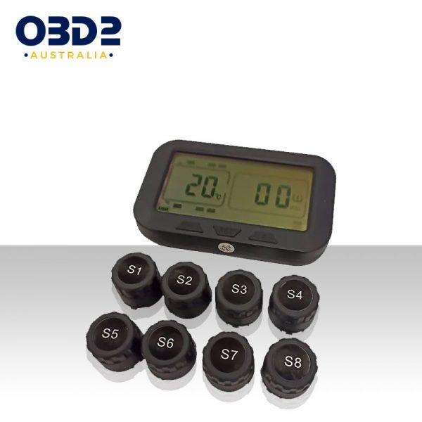 truck equipment tyre pressure monitoring system 6 to 38 tyres c