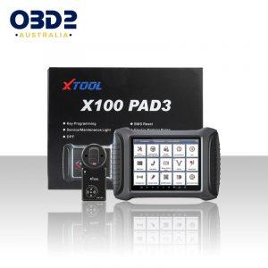 xtool x100 pad 3 full system diagnostics with key programmer a