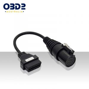 iveco 30 pin to 16 pin obd adapter cable a