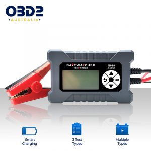 car battery charger battery tester testncharge a