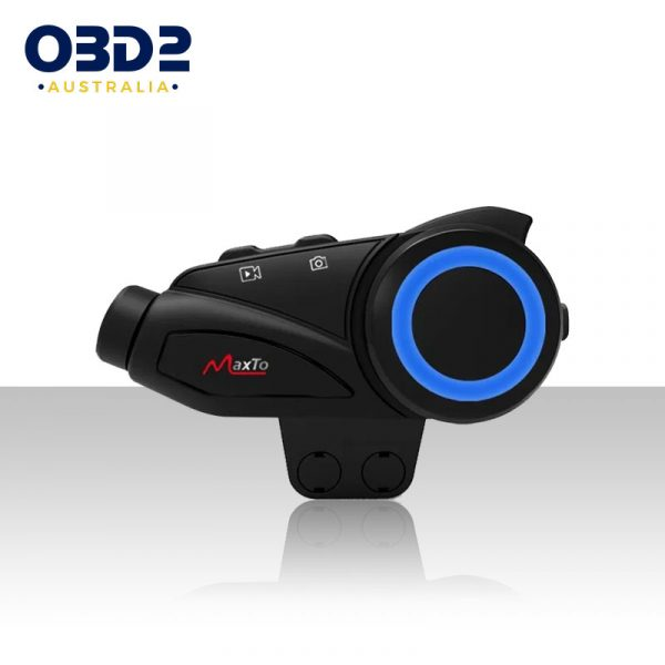 bluetooth for motorcycle helmet motorbike intercom hd camera b