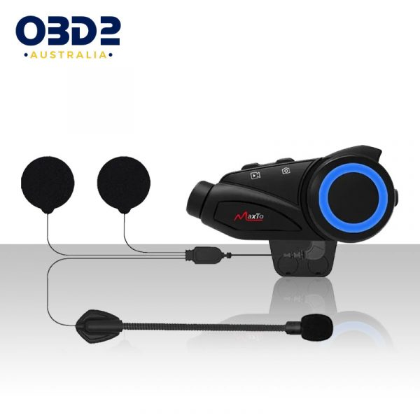 bluetooth for motorcycle helmet motorbike intercom hd camera d