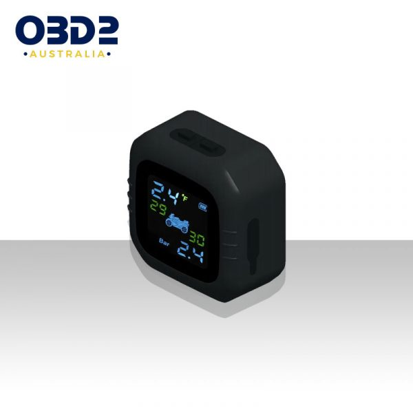 rechargeable motorcycle tyre pressure monitor tpms b
