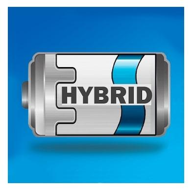 Dr. Prius Dr. Hybrid Logo
